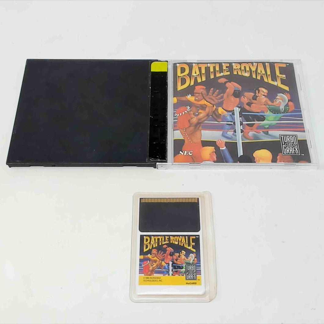 Battle Royale (Turbografx-16)