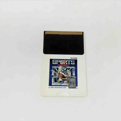 TV Sports Football (Turbografx-16)