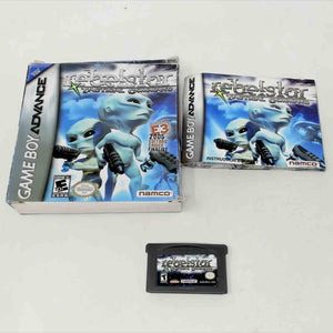 Rebelstar Tactical Command (Game Boy Advance)