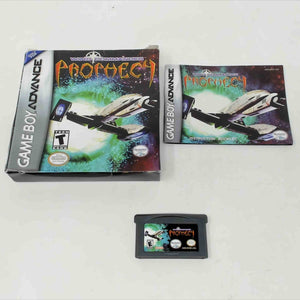 Wing Commander Prophecy  (Game Boy Advance)