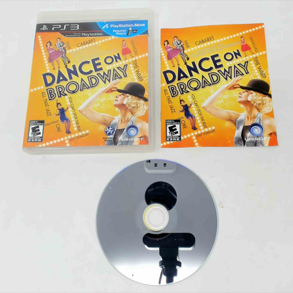 Dance On Broadway (Playstation 3 / PS3)