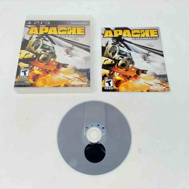 Apache: Air Assault (Playstation 3 / PS3)