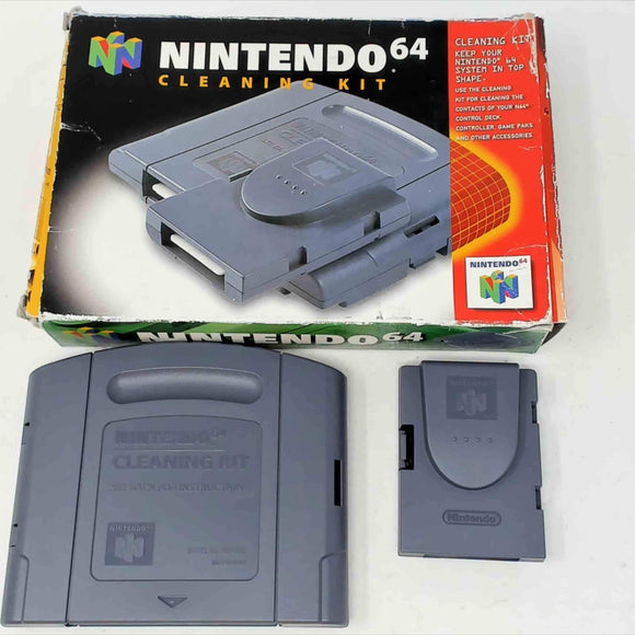 Cleaning Kit (Nintendo 64)