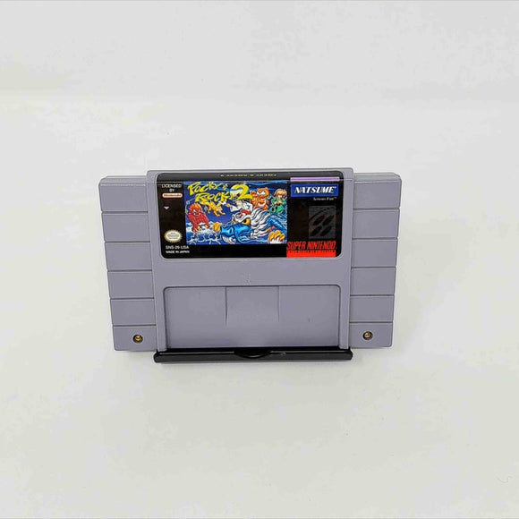 Pocky and Rocky 2 (Super Nintendo SNES)