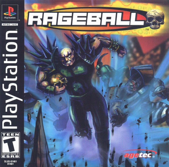 Rageball (Playstation / PS1)