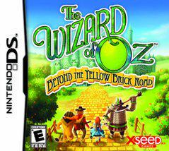 The Wizard Of Oz: Beyond The Yellow Brick Road (Nintendo DS)