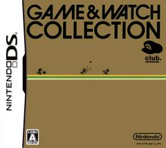 Game & Watch Collection [JP Import] (Nintendo DS)