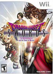 Dragon Quest Swords The Masked Queen and the Tower of Mirrors (Wii)