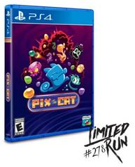 Pix The Cat [Limited Run] (Playstation 4 / PS4)