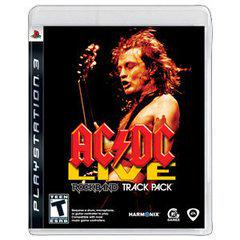 AC/DC Live Rock Band Track Pack (Playstation 3 / PS3)