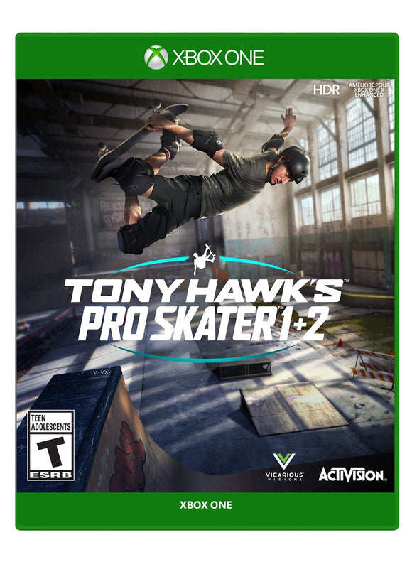 Tony Hawk's Pro Skater 1 & 2 (Xbox One)