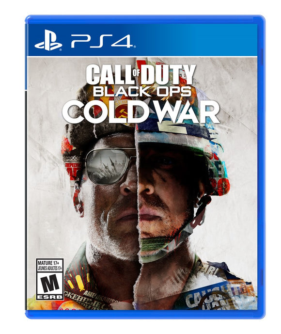 Call Of Duty: Black Ops Cold War (Playstation 4 / PS4)