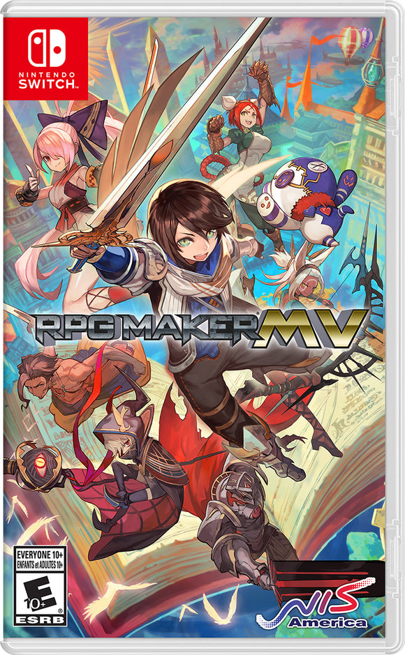 RPG Maker MV (Nintendo Switch)