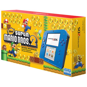 Nintendo 2DS Electric Blue 2