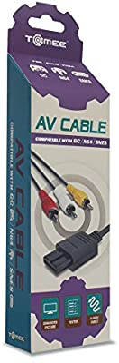 AV Cable [Tomee] (Gamecube / N64 / SNES)