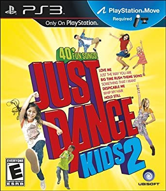 Just Dance Kids 2 (Playstation 3 / PS3)