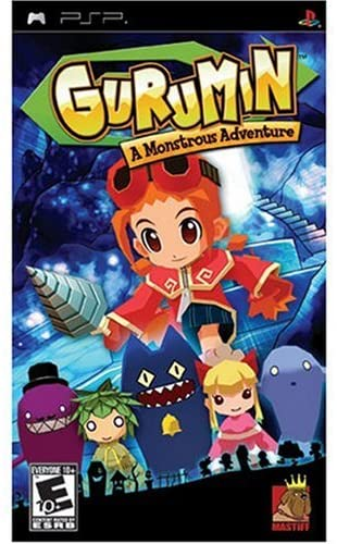 Gurumin A Monstrous Adventure (Playstation Portable / PSP)