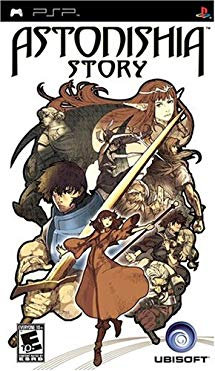 Astonishia Story (Playstation Portable / PSP)