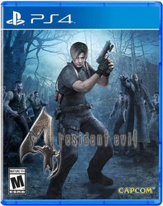 Resident Evil 4 (Playstation 4 / PS4)