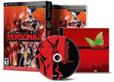 Shin Megami Tensei: Persona 2: Innocent Sin [Limited Edition] (Playstation Portable / PSP)