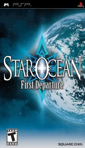 Star Ocean First Departure (Playstation Portable / PSP)