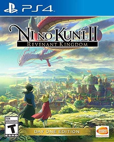 Ni No Kuni II Revenant Kingdom (Playstation 4 / PS4)
