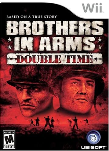 Brothers In Arms Double Time (Nintendo Wii)