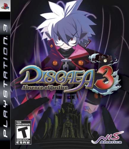 Disgaea 3 Absense of Justice (Playstation 3 / PS3)