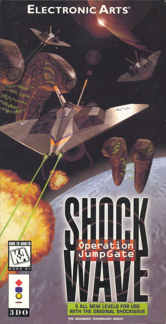 Shock Wave: Operation Jumpgate (3DO)