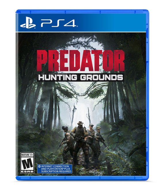 Predator: Hunting Grounds (Playstation 4 / PS4)