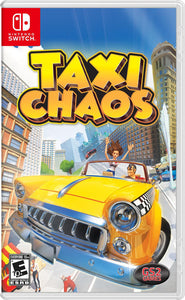 Taxi Chaos (Nintendo Switch)