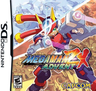 Mega Man ZX Advent (Nintendo DS)