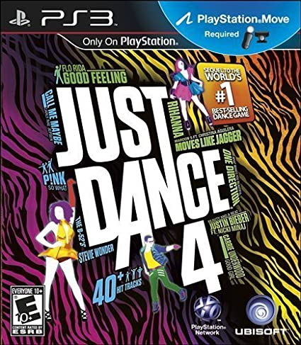 Just Dance 4 (Playstation 3 / PS3)