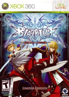 BlazBlue: Calamity Trigger [Limited Edition] (Xbox 360)