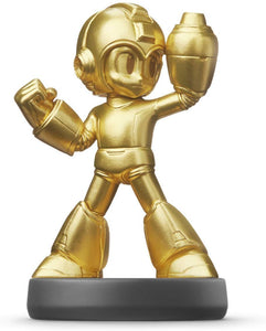 Mega Man Gold - Super Smash Series (Amiibo)
