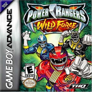 Power Rangers Wild Force (Game Boy Advance)