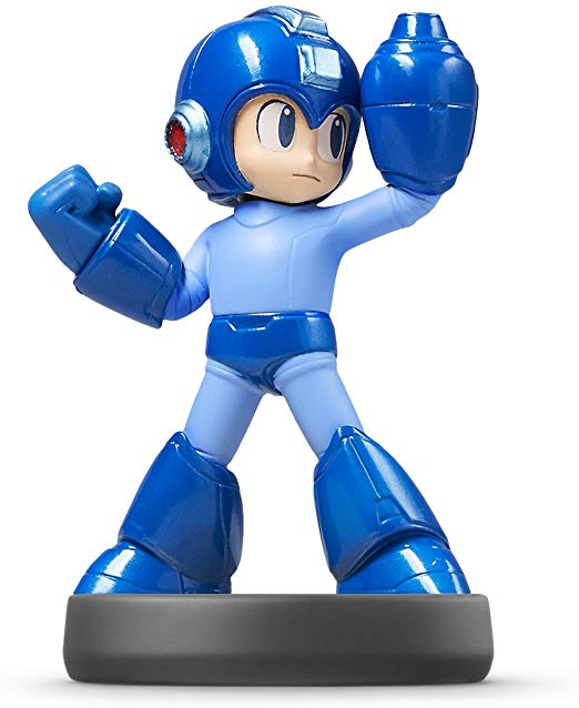 Mega Man - Super Smash Series (Amiibo)