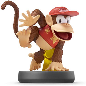 Diddy Kong - Super Smash Series (Amiibo)