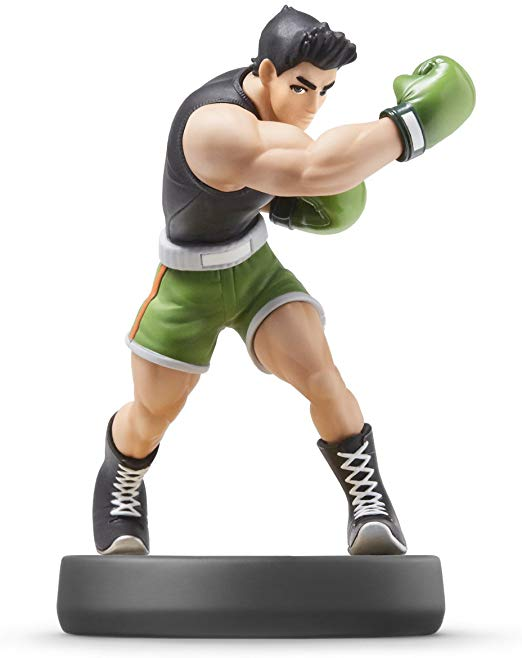 Little Mac - Super Smash Series (Amiibo)