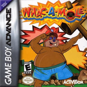 Whac-A-Mole (Game Boy Advance / GBA)