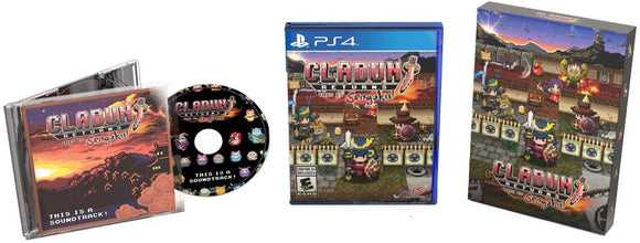 Cladun Returns: This is Sengoku [Limited Edition] (Playstation 4 / PS4)