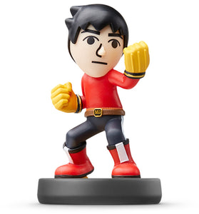 Mii Brawler - Super Smash Series (Amiibo)
