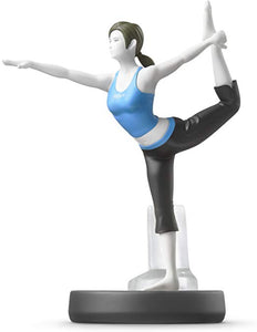 Wii Fit Trainer - Super Smash Series (Amiibo)