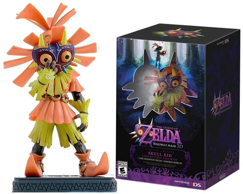 Zelda Majora's Mask 3D [Limited Edition] (Nintendo 3DS)