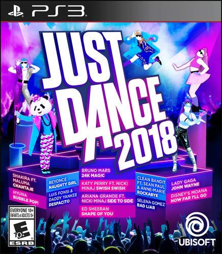 Just Dance 2018 (Playstation 3 / PS3)