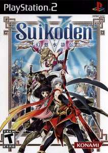 Suikoden V (Playstation 2 / PS2)