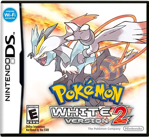 Pokemon White Version 2 (Nintendo DS)