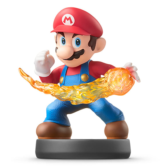 Mario - Super Smash Series (Amiibo)