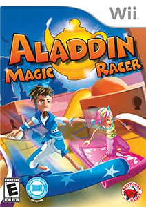 Aladdin Magic Racer (Wii)