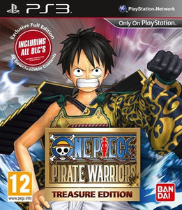 One Piece: Pirate Warriors Treasure Edition (PAL) (Playstation 3 / PS3)
